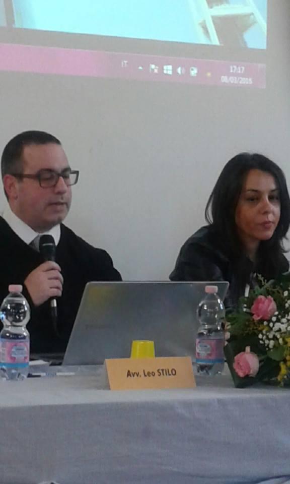 Avv. Leo Stilo - Avv. Adriana Crea